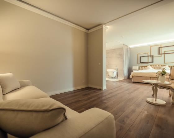 Dine, Wine & Sleep fine Suite Exécutive